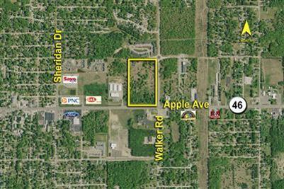 2626 Apple Avenue V/L, Muskegon, MI 49442 (MLS #19033788) :: Deb Stevenson Group - Greenridge Realty
