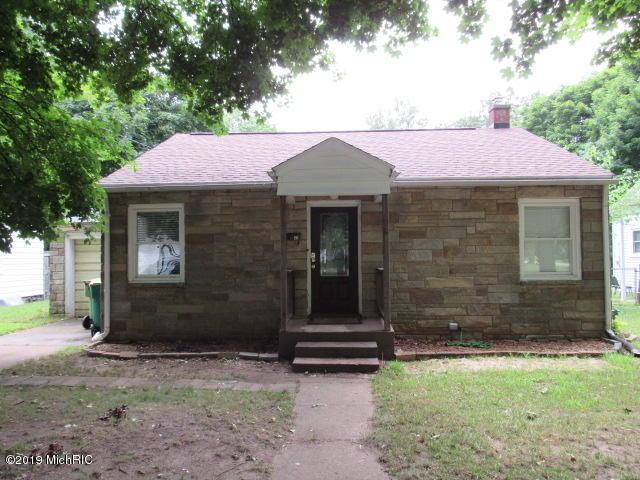 43 Taylor Avenue, Battle Creek, MI 49037 (MLS #19033893) :: Matt Mulder Home Selling Team