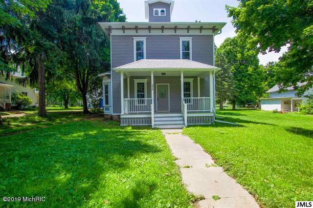 214 S Main Street, Concord, MI 49237 (MLS #19034602) :: JH Realty Partners
