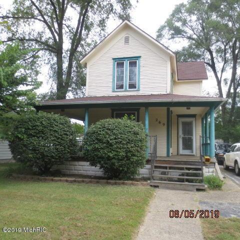 269 S Church Street, Coloma, MI 49038 (MLS #19037380) :: CENTURY 21 C. Howard