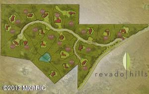 8388 Revado Hills Court SE #18, Ada, MI 49301 (MLS #19045374) :: JH Realty Partners