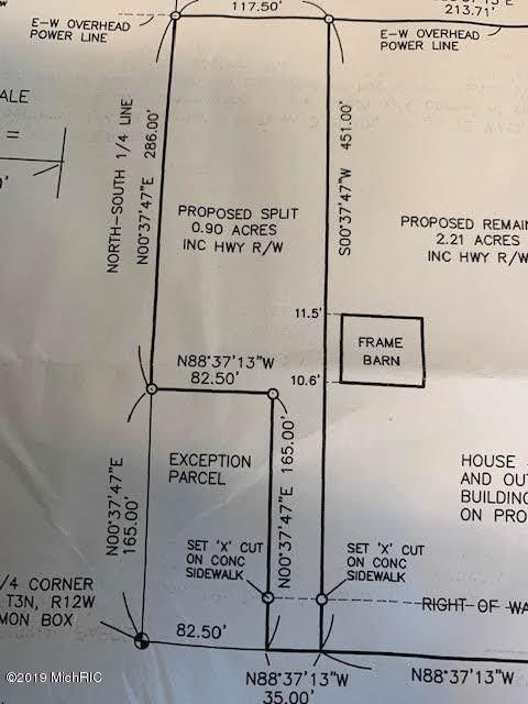 620 W Main Street, Hopkins, MI 49328 (MLS #19046284) :: Deb Stevenson Group - Greenridge Realty
