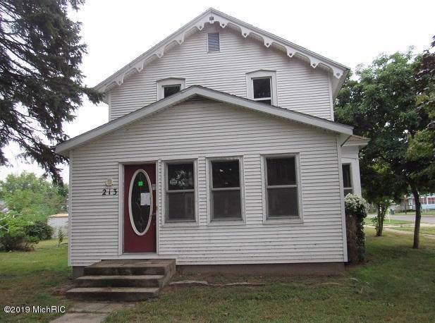 213 S Kalamazoo Street, White Pigeon, MI 49099 (MLS #19049639) :: JH Realty Partners