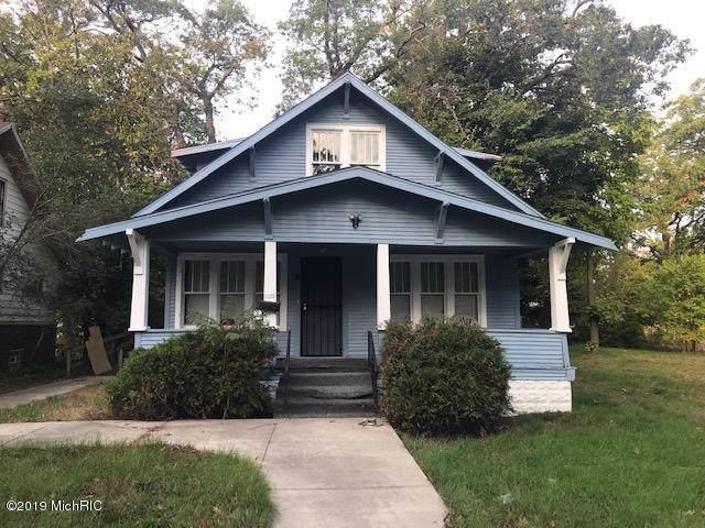 2325 Hoyt Street, Muskegon Heights, MI 49444 (MLS #19050698) :: CENTURY 21 C. Howard