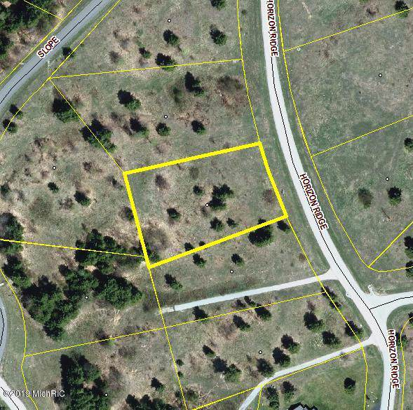 Lot 137 Horizon Ridge, Onekama, MI 49675 (MLS #19051078) :: CENTURY 21 C. Howard