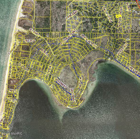 Lot 135 Horizon Ridge, Onekama, MI 49675 (MLS #19051080) :: CENTURY 21 C. Howard
