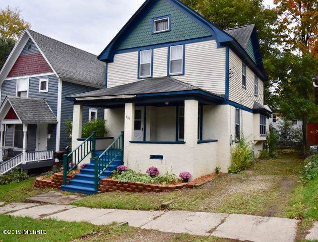 805 Wheaton Avenue, Kalamazoo, MI 49008 (MLS #19051164) :: Ron Ekema Team
