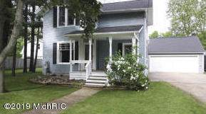 141 N Church Street, Climax, MI 49034 (MLS #19054406) :: Deb Stevenson Group - Greenridge Realty