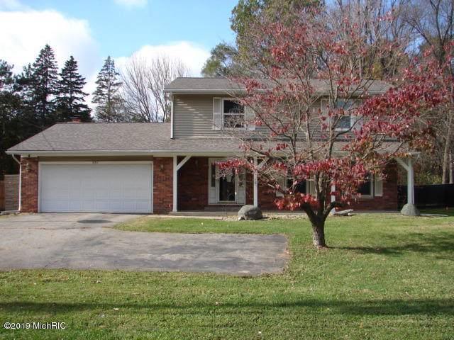 424 S Moorland Drive, Battle Creek, MI 49015 (MLS #19055237) :: CENTURY 21 C. Howard