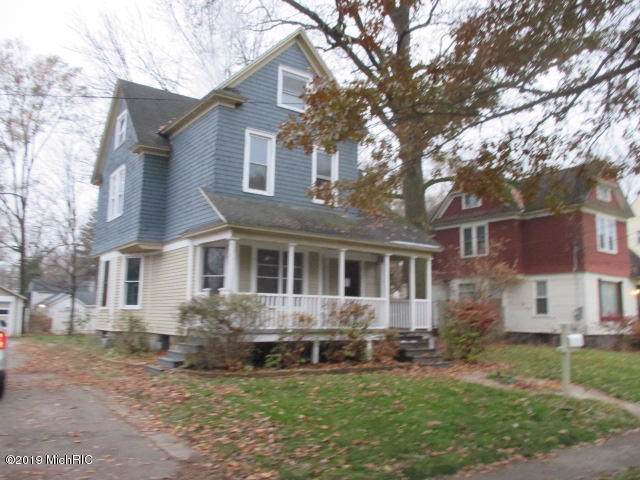 229 W Allegan Street, Otsego, MI 49078 (MLS #19055568) :: Matt Mulder Home Selling Team
