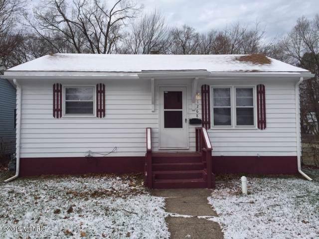 1268 Jennings Avenue, Benton Harbor, MI 49022 (MLS #19058423) :: Deb Stevenson Group - Greenridge Realty