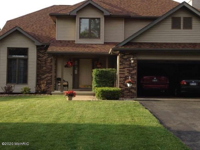 137 Pheasant Run, Battle Creek, MI 49015 (MLS #20002389) :: Matt Mulder Home Selling Team