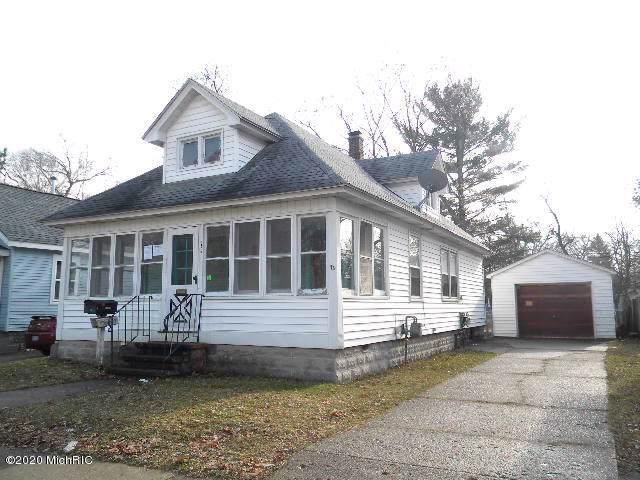 925 Fleming Avenue, Muskegon, MI 49442 (MLS #20002895) :: Keller Williams RiverTown