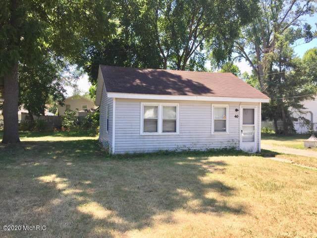 40 Janet Avenue SE, Grand Rapids, MI 49548 (MLS #20002915) :: CENTURY 21 C. Howard