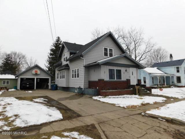 115 Union Street, Bronson, MI 49028 (MLS #20005602) :: Deb Stevenson Group - Greenridge Realty