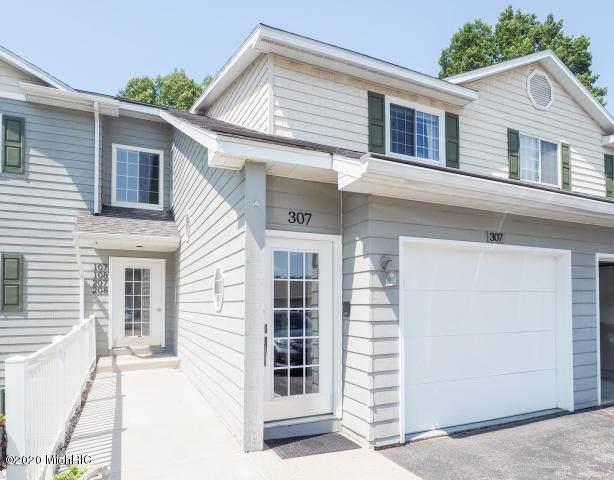 4128 W Centre Avenue #307, Portage, MI 49024 (MLS #20005819) :: Matt Mulder Home Selling Team