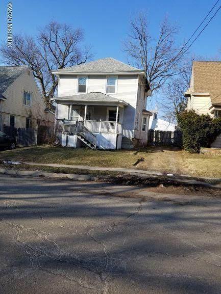1418 Chapin Street, Jackson, MI 49203 (MLS #20006678) :: Deb Stevenson Group - Greenridge Realty