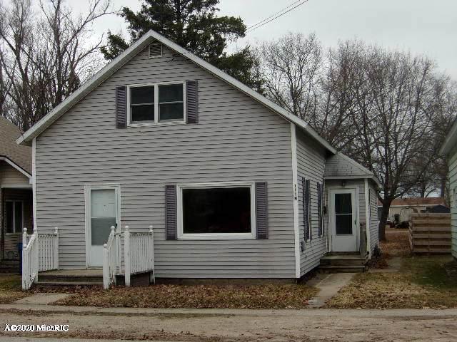 1114 Twenty First Street, Manistee, MI 49660 (MLS #20009896) :: Deb Stevenson Group - Greenridge Realty
