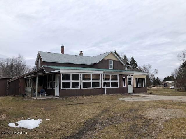 7115 S Deer Lake Road, Reed City, MI 49677 (MLS #20010284) :: CENTURY 21 C. Howard