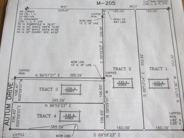 2 M 205, Edwardsburg, MI 49112 (MLS #20011684) :: JH Realty Partners
