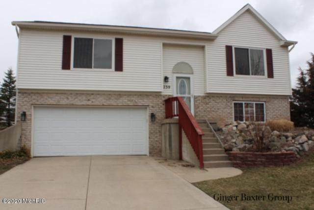 239 Arbor Drive NE, Rockford, MI 49341 (MLS #20011687) :: JH Realty Partners