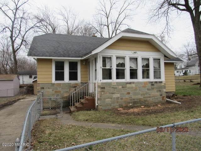 143 Meachem Avenue, Battle Creek, MI 49017 (MLS #20011894) :: Matt Mulder Home Selling Team