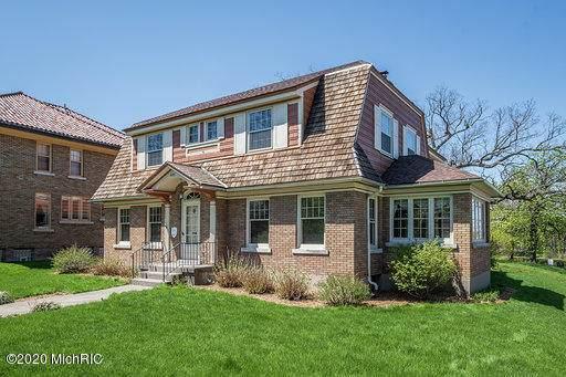 401 Morris Avenue SE, Grand Rapids, MI 49503 (MLS #20014660) :: JH Realty Partners