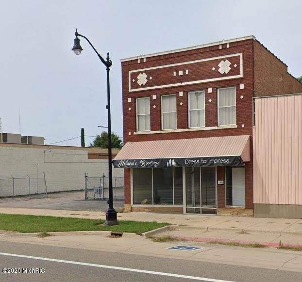 155 W Main Street, Benton Harbor, MI 49022 (MLS #20016489) :: Jennifer Lane-Alwan