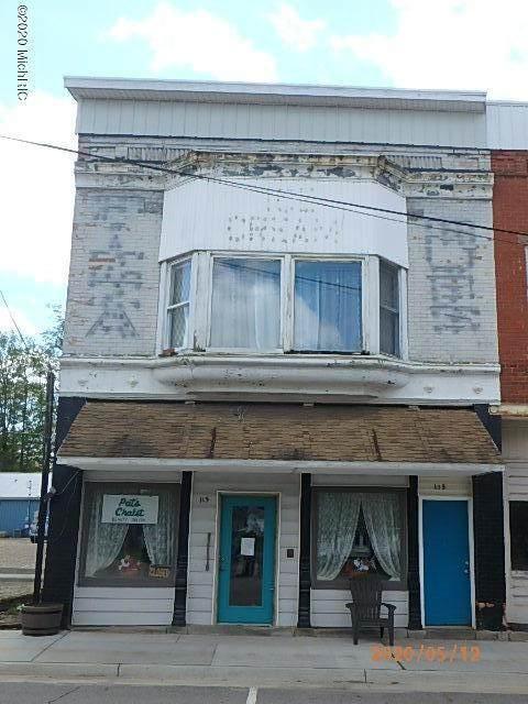 115 W Burr Oak Street, Athens, MI 49011 (MLS #20018405) :: Jennifer Lane-Alwan