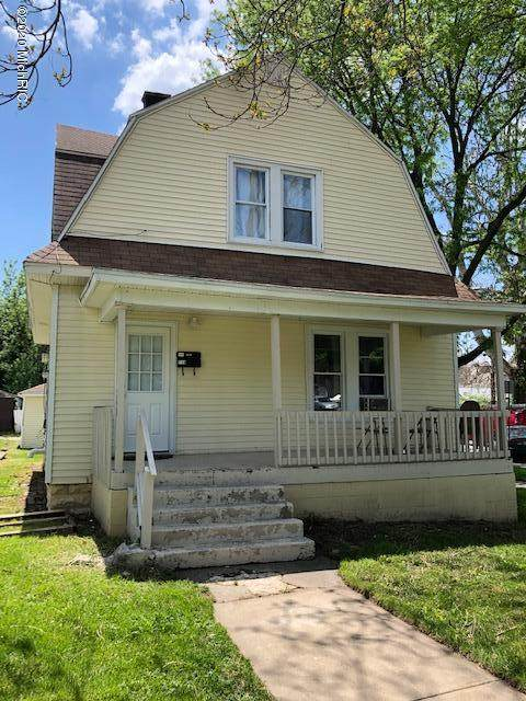 734 Vries St Sw Street SW, Grand Rapids, MI 49503 (MLS #20019277) :: Ginger Baxter Group
