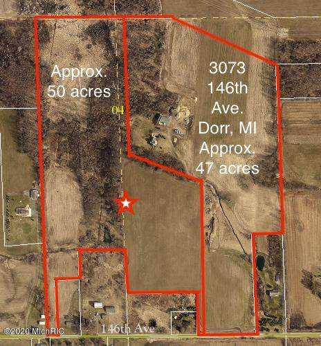 V/L 3073 146th Avenue, Dorr, MI 49323 (MLS #20019448) :: JH Realty Partners