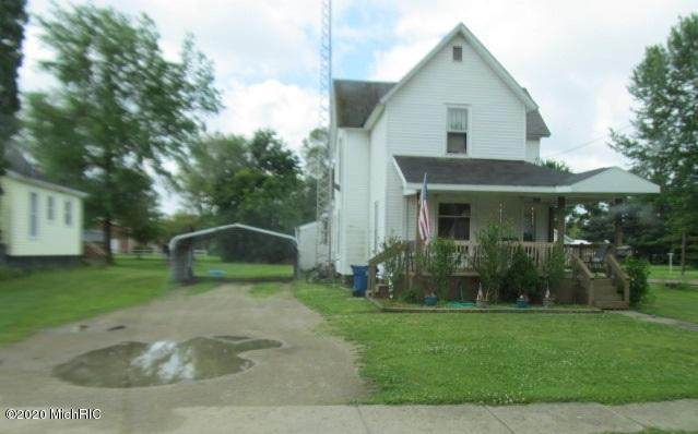 178 E Corey Street, Bronson, MI 49028 (MLS #20023761) :: Jennifer Lane-Alwan
