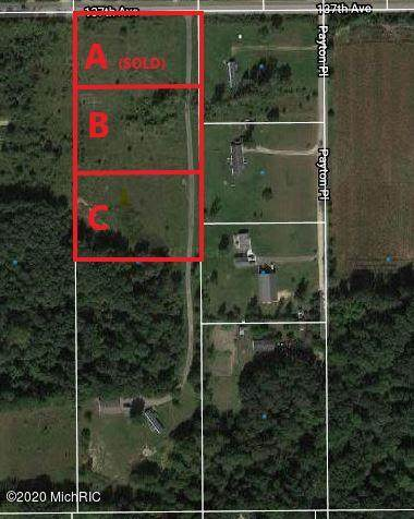 Parcel C 137th Avenue, Dorr, MI 49323 (MLS #20027989) :: JH Realty Partners