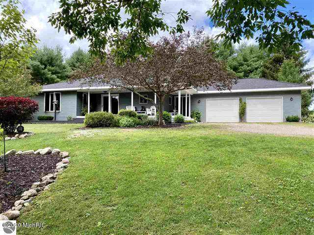 6375 S Saddler Road Road, Chase, MI 49623 (MLS #20033218) :: Ron Ekema Team