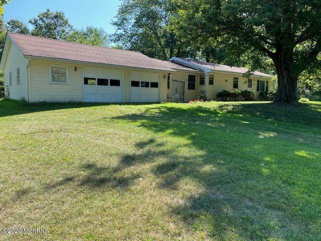 66805 Sherman Mill Road, Sturgis, MI 49091 (MLS #20034833) :: Ron Ekema Team