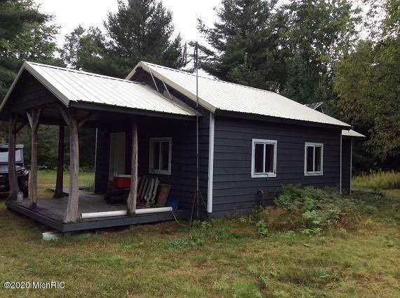 6000 N. Trail Se, Kalkaska, MI 49646 (MLS #20035884) :: Ginger Baxter Group