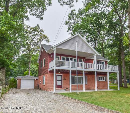 880 Lost Forty Drive, Quincy, MI 49082 (MLS #20037684) :: JH Realty Partners