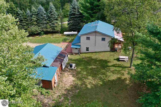 2689 Arbak Lane, Marion, MI 49665 (MLS #20038090) :: JH Realty Partners