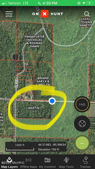 VL-20 acres Swihart Road, Brethren, MI 49619 (MLS #20038570) :: Keller Williams RiverTown