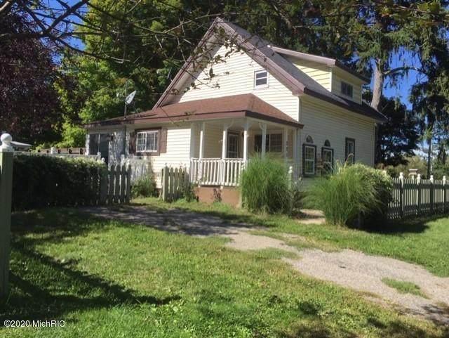 321 E Main Street, Homer, MI 49245 (MLS #20039768) :: JH Realty Partners