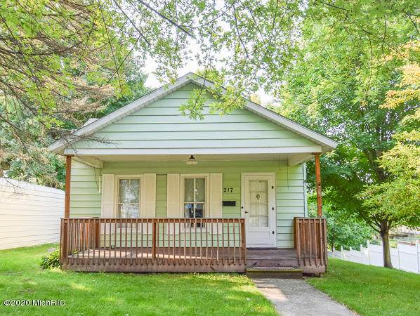217 W High Street, Union City, MI 49094 (MLS #20039796) :: Ginger Baxter Group