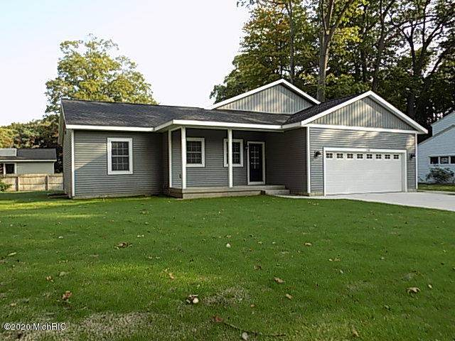 244 Hanover Drive, North Muskegon, MI 49445 (MLS #20040076) :: Ginger Baxter Group