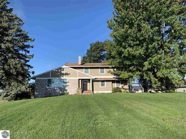 9500 S Lucas Road, Mcbain, MI 49657 (MLS #20040986) :: JH Realty Partners