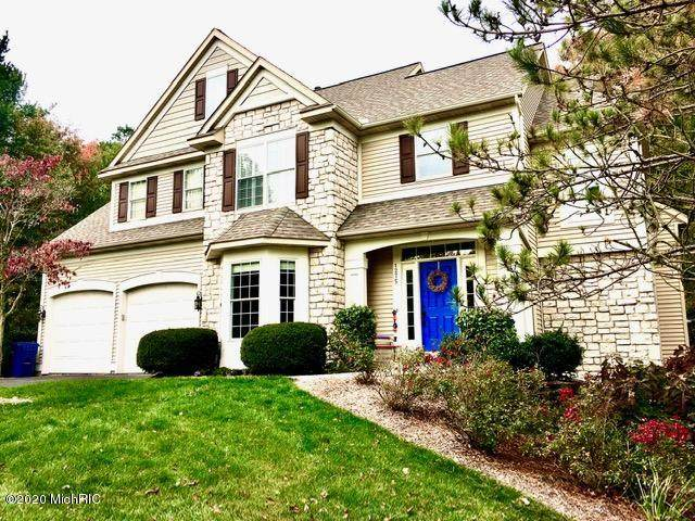 1275 Bentwood Court, Holland, MI 49424 (MLS #20044055) :: Keller Williams RiverTown