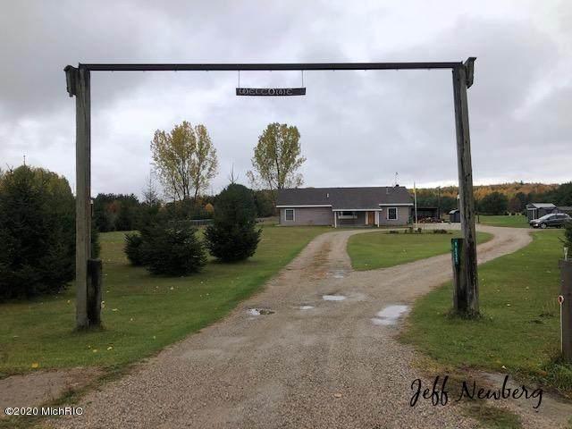 9655 1 Mile Road, Lakeview, MI 48850 (MLS #20044071) :: Keller Williams RiverTown