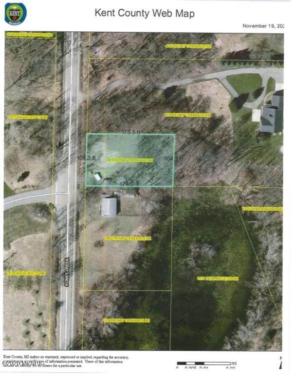 4010 Honey Creek, Ada, MI 49301 (MLS #20048144) :: Ginger Baxter Group