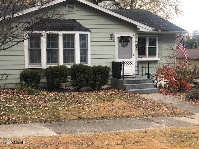 923 Bell Avenue, New Buffalo, MI 49117 (MLS #20048161) :: Deb Stevenson Group - Greenridge Realty