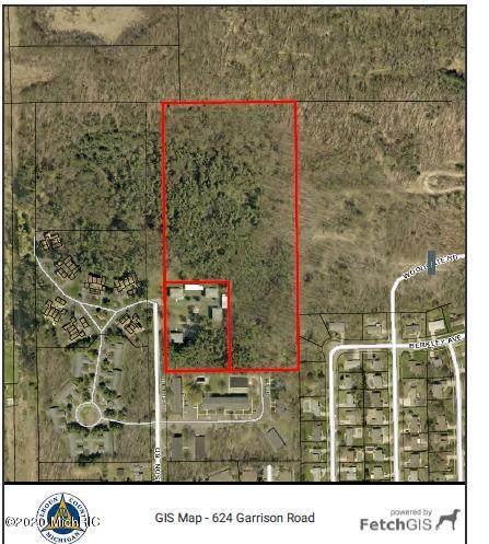 V/L Garrison Avenue, Battle Creek, MI 49017 (MLS #20048329) :: Deb Stevenson Group - Greenridge Realty