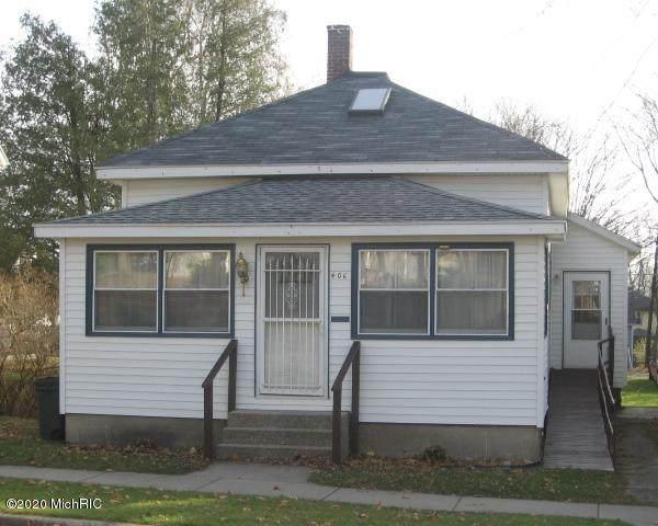406 E Danaher Street, Ludington, MI 49431 (MLS #20048531) :: JH Realty Partners