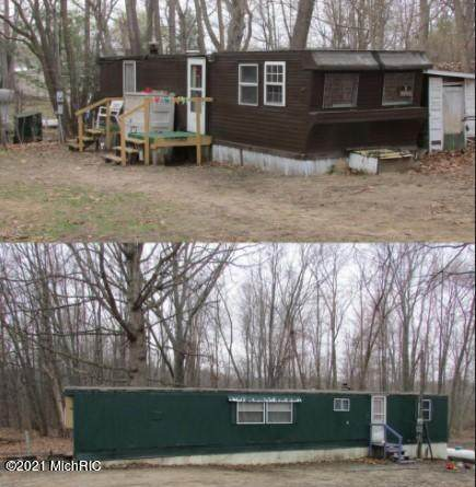 4164 S Pleasant Drive, Hillsdale, MI 49242 (MLS #21000704) :: Your Kzoo Agents